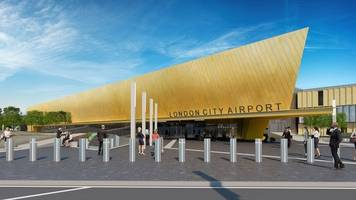 london city airport £344m re-vamp plans revealed