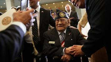 after the better part of a century, us honors filipino wwii veterans