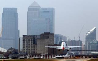 city airport's message for london innovators: the sky is no limit