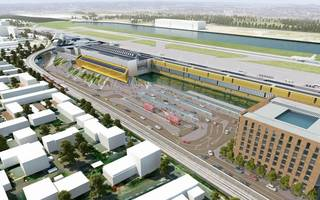 here's how london city airport will look after its £400m expansion