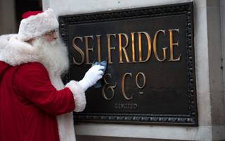 luxury tourism boom helps selfridges deliver double-digit sales growth