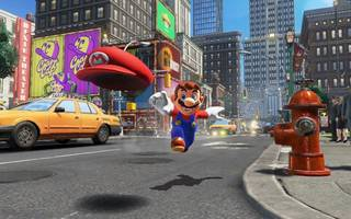 super mario odyssey review: hats off, it's an instant classic on switch
