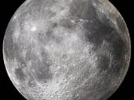 astronauts could make water and oxygen from moon rocks