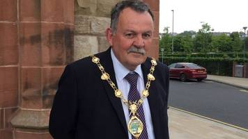 mayor defends prince charles decision