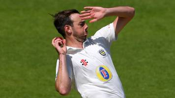 james weighell: fast bowler signs new two-year contract with durham