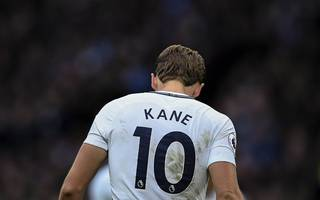 harry kane ruled out of spurs' trip to old trafford