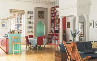 is this bethnal green beauty the biggest one bedroom flat in london?