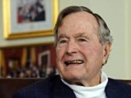 platell's people: is george bush, 93, really a sex pest?
