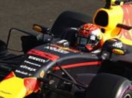 max verstappen fastest in f1 mexican gp final practice