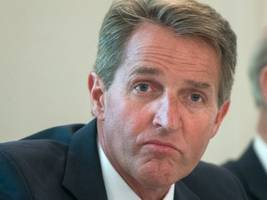 Jeff Flake bows out - but why?