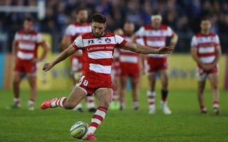 williams holds nerve as gloucester seal win over bath