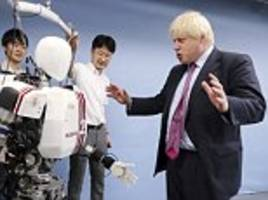 britain could lead world's 'fourth industrial revolution'