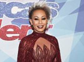mel b wants $400,000 more to return to agt next season