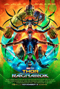 MOVIE REVIEW: Thor: Ragnarok