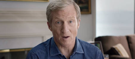 Unhinged Billionaire Steyer Urges Nation To Impeach Mentally Unstable Trump In Prime Time World Series Ad