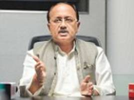 minister siddharth says 'urgent overhaul' is forthcoming