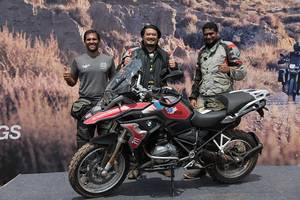 team india to compete at bmw motorrad international gs trophy 2018 in mongolia