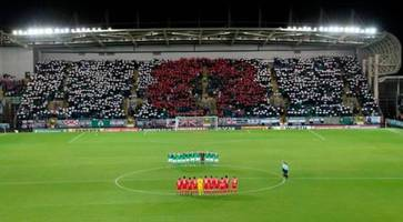 northern ireland awaits fifa confirmation on poppies