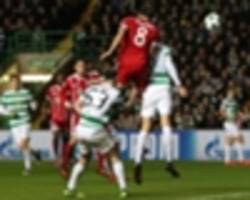 celtic 1 bayern munich 2: martinez heads visitors into knockout stages