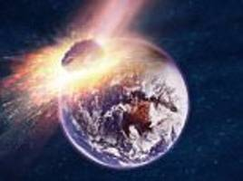 chicxulub asteroid impact released more gas that thought