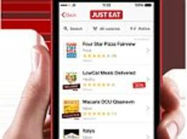 just eat lift sales outlook after success of canadian firm