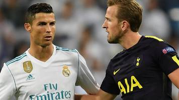 Harry Kane: Is the Tottenham striker a Real Madrid Galactico in the making?
