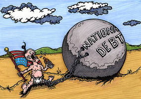 will america's prosperity be completely wiped out by our growing debt?