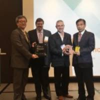 WRDS-SSRN Innovation Award Presented to the Korea Advanced Institute of Science and Technology at AACSB Conference in South Korea