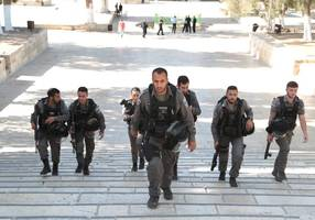 special police unit to be established for temple mount