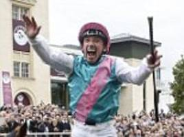 sir michael stoute: i picked frankie dettori for ulysses