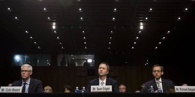 how to watch facebook, twitter, and google discussing russian election meddling