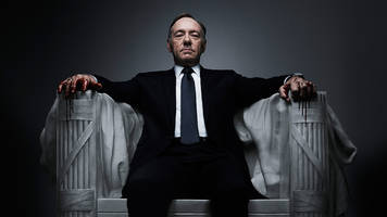 Netflix cancels House of Cards - But not as a result of the Spacey allegations