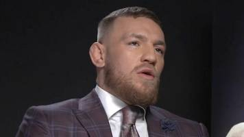 the boxing club: conor mcgregor talks to bbc sport ni
