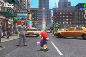 How Super Mario Odyssey makes you want to explore