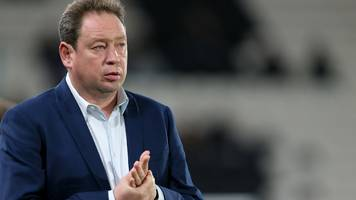 Leonid Slutsky: Hull City boss would accept being sacked by Championship club