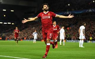 salah hits double figures as liverpool ease past maribor