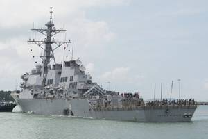 us navy report finds crew errors at fault for two deadly ship collisions