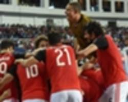 egypt leave out salah for ghana showdown in world cup qualifying