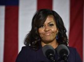 michelle obama says men feel entitled and rely on women