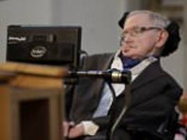 stephen hawking warns that robots could replace humans
