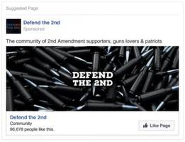 here are a bunch of the political ads russian trolls ran on facebook (fb)