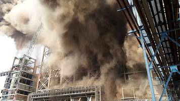 india power plant explosion leaves at least 22 dead