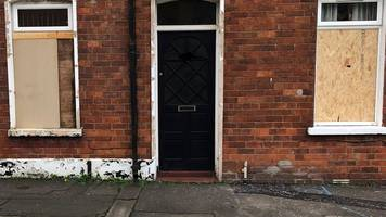 east belfast hate crime victim 'targeted over accent'