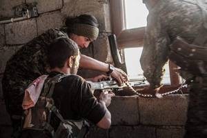 Syrian Army Takes Back Control Of Deir ez-Zor From Islamic State