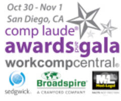 Workers Comp Industry Award Winners Announced in San Diego