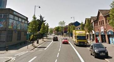 woman and child targeted in north belfast hate crime attack