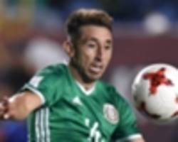 mexico stays traditional with green world cup jerseys