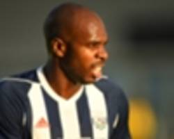 west bromich albion's nyom hopes for positive results ahead of huddersfield town clash