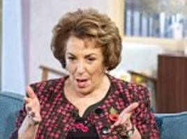 you can't ban making passes at work, says  edwina currie