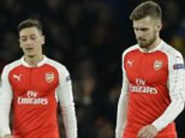 barcelona 'dominated and controlled' arsenal, says alves
